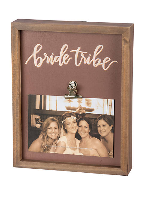 PRIMITIVES by Kathy Inset Box Frame Bride Tribe