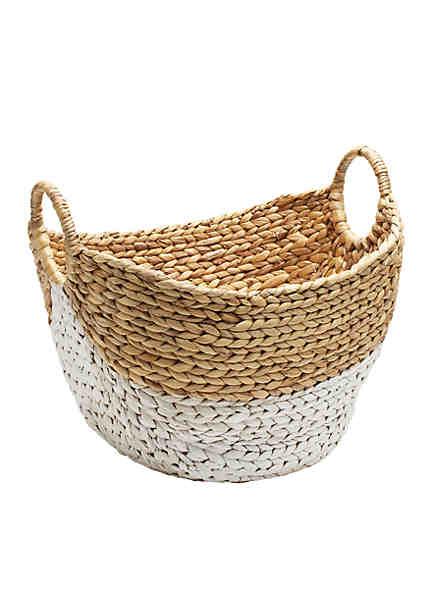 basket decor detail gift product metal baskets promotion decorative mini wire supermarket