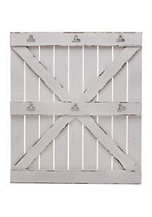 6-Clip Barn Door Collage