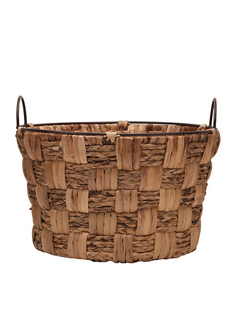 Modern. Southern. Home.™ 18 Water Hyacinth Basket