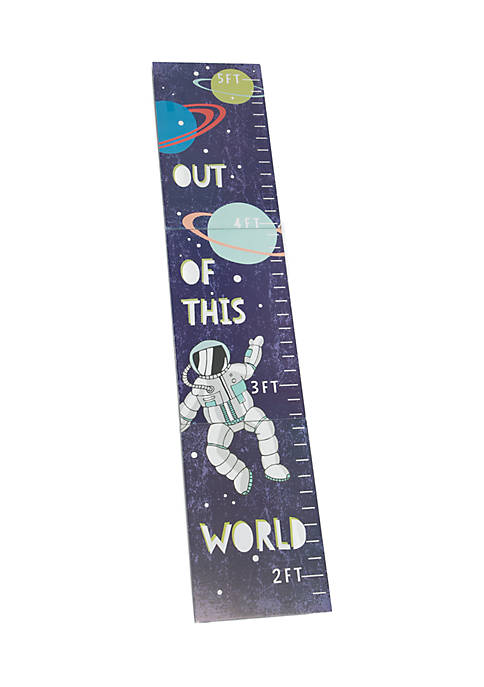 Lightning Bug Space Growth Chart