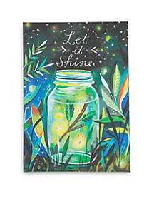 Let It Shine Canvas