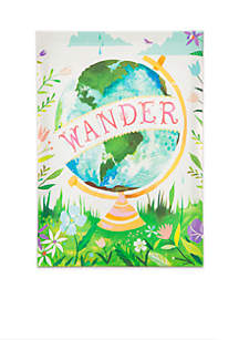 Wander Canvas Picture
