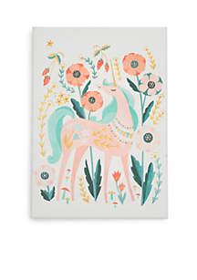 Sweet Unicorn Canvas