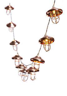 Lightning Bug Lantern String Lights