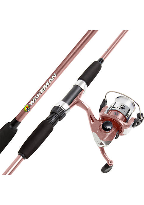 Fishing Rod and Reel Combo, Spinning Reel