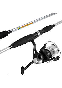 Fishing Rod and Reel Combo, Spinning Reel Fishing Pole- Strike Series