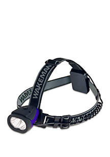 LED Headlamp Water Resistant Hands Free Light with 160 Lumen and 2 SMD
