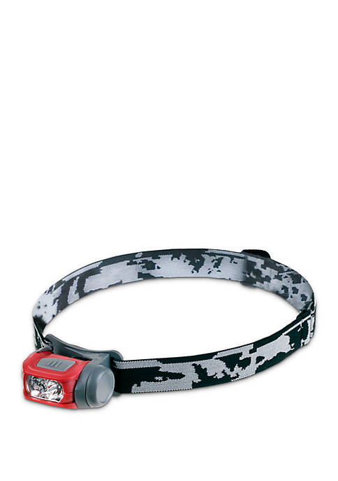 Lightweight LED Headlamp with 3 Modes and 100