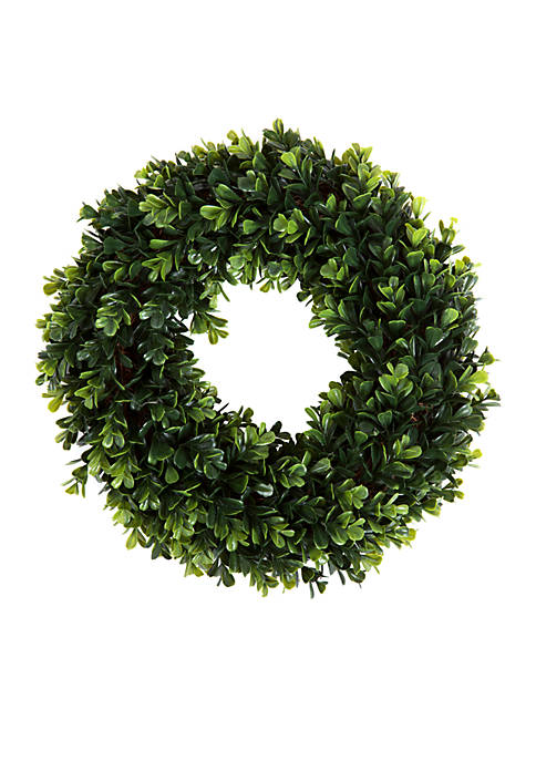 Pure Garden Boxwood Wreath
