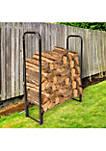 4 Foot Firewood Log Rack