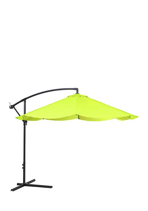 Pure Garden Hanging Patio Umbrella