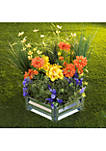 Raised Garden Bed Plant Holder Kit