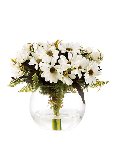 Daisy Artificial Floral Arrangement