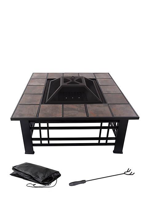 Fire Pit Set