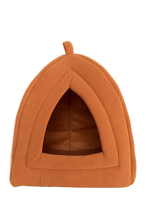 Petmaker Cozy Kitty Tent Igloo Plush Bed