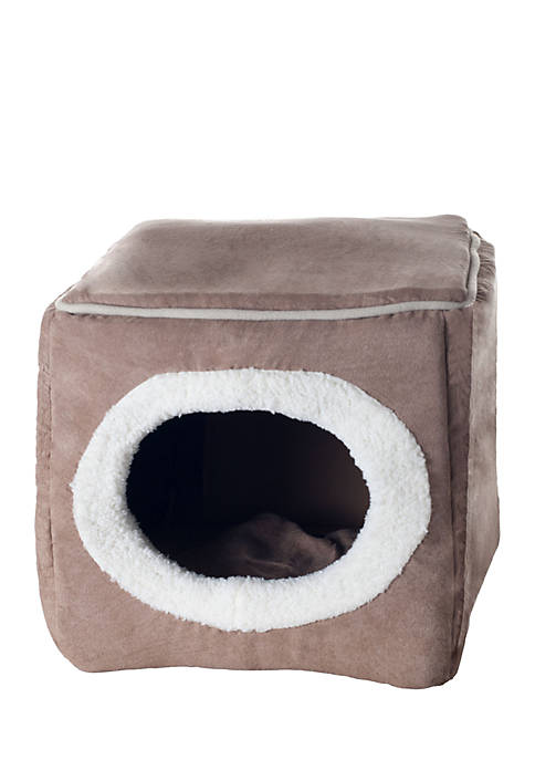 Petmaker Cozy Cave Pet Bed