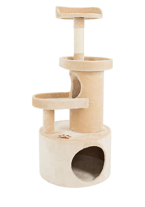 Petmaker 4 Tier Tunnel Cat Tree Condo