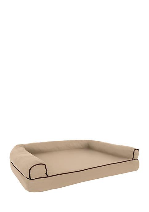 Petmaker Orthopedic Memory Foam Sofa Bed