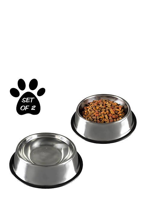 Petmaker Stainless Steel Pet Bowls