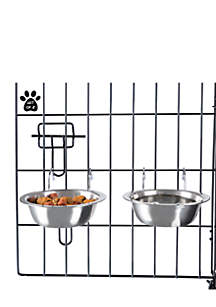 Stainless Steel Hanging Bowls
