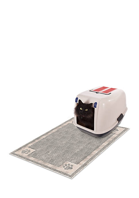 Petmaker Non-Slip Litter And Food Mat