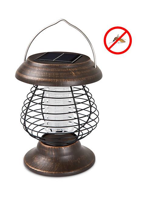 Solar Power UV Mosquito Killer Zapper LED Lantern