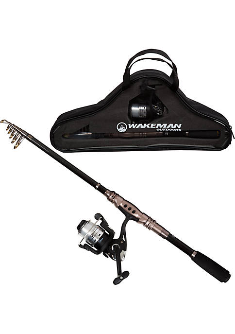 Fishing Rod and Reel Combo - Ultra Series