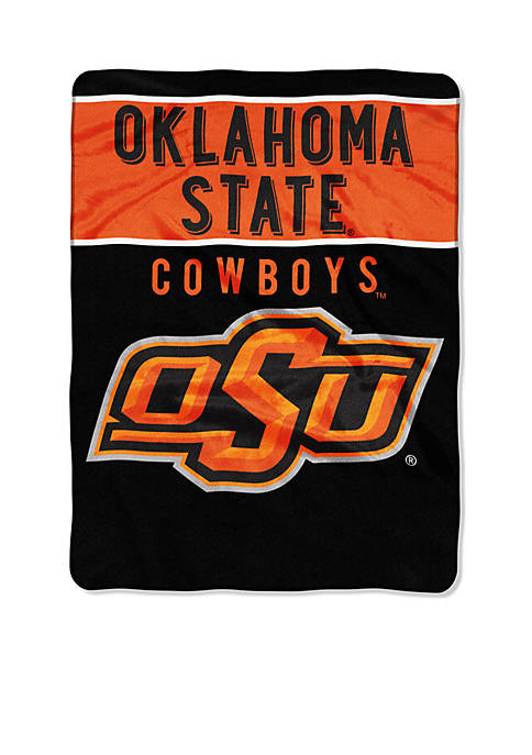 Northwest Oklahoma State Cowboys Raschel Throw