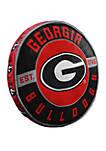 Georgia Bulldogs Cloud To Go Pillow