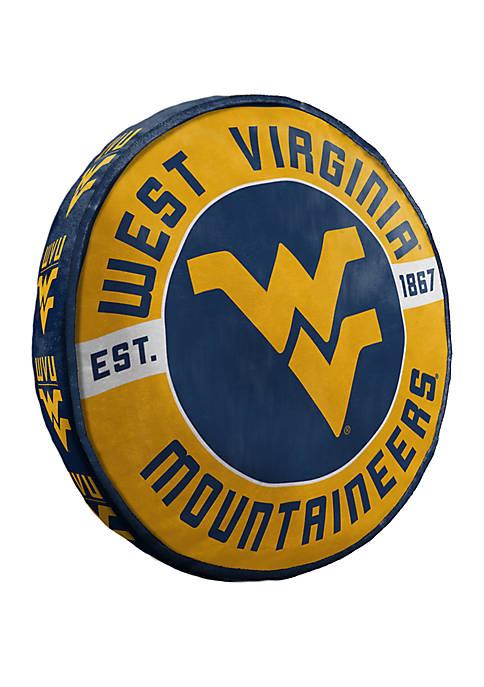 West Virginia University Cloud To Go Pillow