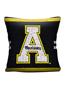 Appalachian State Mountaineers Jacquard Pillow