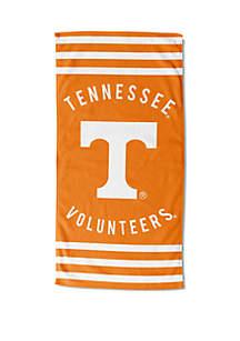 Northwest Tennessee Volunteers Stripe Beach Towel