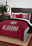 NCAA Alabama Crimson Tide Modern Take Comforter Set