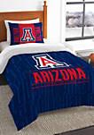 NCAA Arizona Wildcats Modern Take Comforter Set