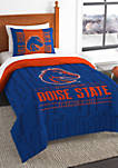 NCAA Boise State Broncos Modern Take Comforter Set