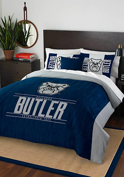 NCAA Butler Bulldogs Modern Take Comforter Set
