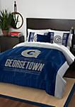NCAA Georgetown Modern Take Twin Comforter Set
