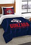 NCAA Gonzaga Bulldogs Modern Take Comforter Set