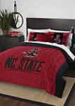 NCAA NC State Wolfpack Modern Take Comforter Set