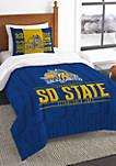 NCAA South Dakota State Jackrabbits Modern Take Comforter Set