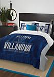 NCAA Villanova Wildcats Modern Take Comforter Set