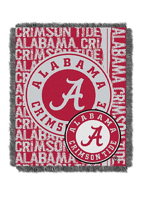 The Northwest Company NCAA Alabama Crimson Tide Double