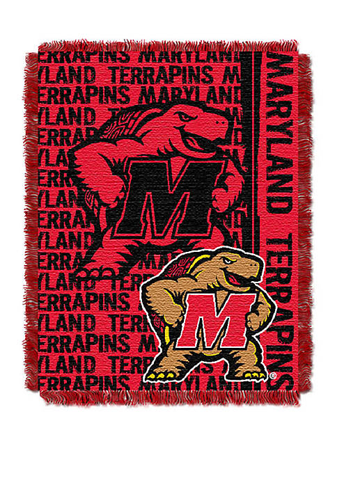 The Northwest Company NCAA Maryland Terrapins Double Play
