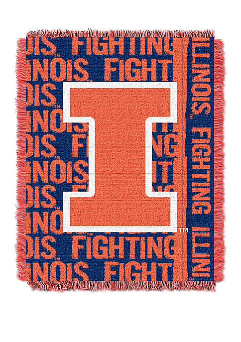 The Northwest Company NCAA Illinois Fighting Illini Double
