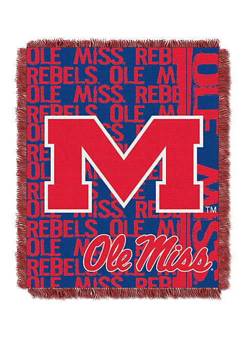The Northwest Company NCAA Ole Miss Rebels Double