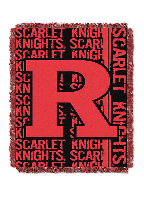 The Northwest Company NCAA Rutgers Scarlet Knights Double