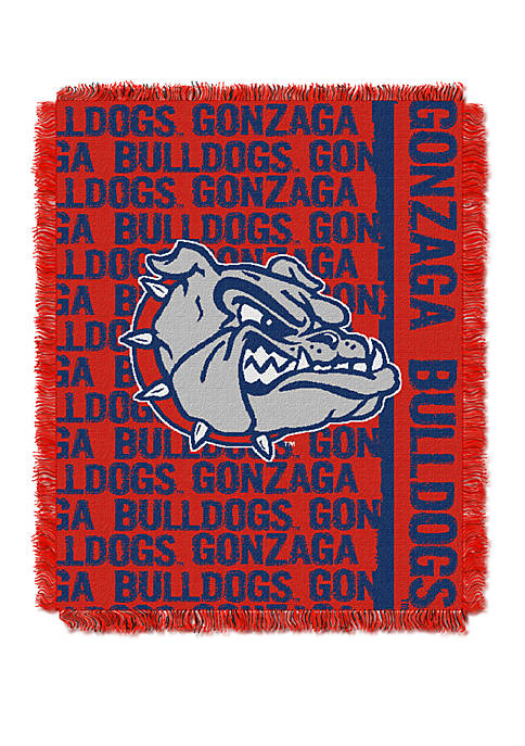 The Northwest Company NCAA Gonzaga Bull Dogs Double