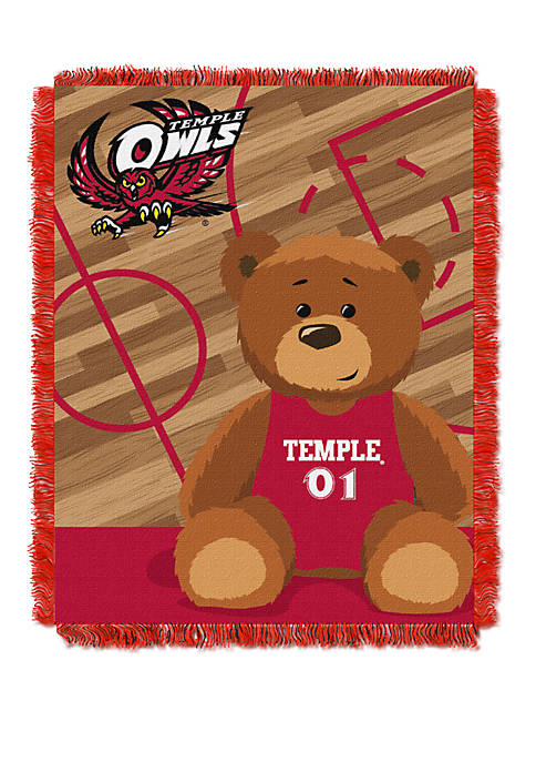 The Northwest Company NCAA Temple Owls Baby Half