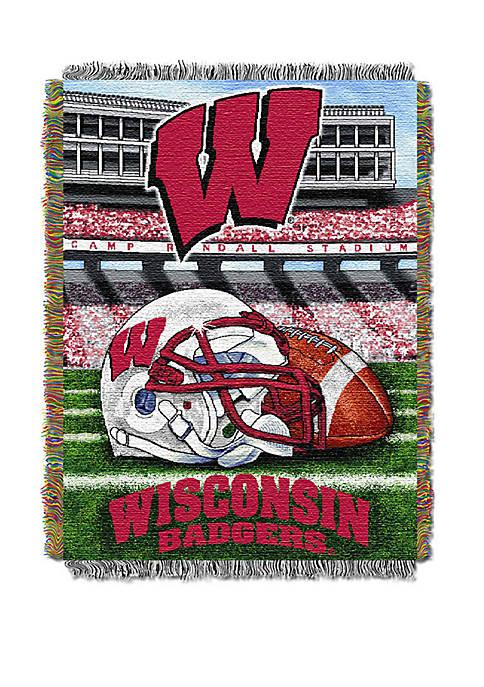 NCAA Wisconsin Badgers HFA Tapestry